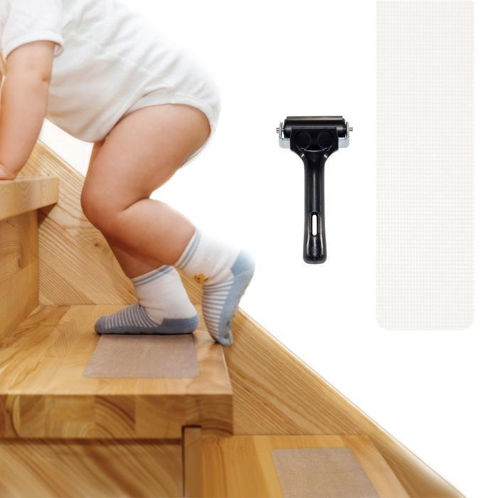 Best Non Slip Stair Treads With Superior Grip Black Brown 400 x 300