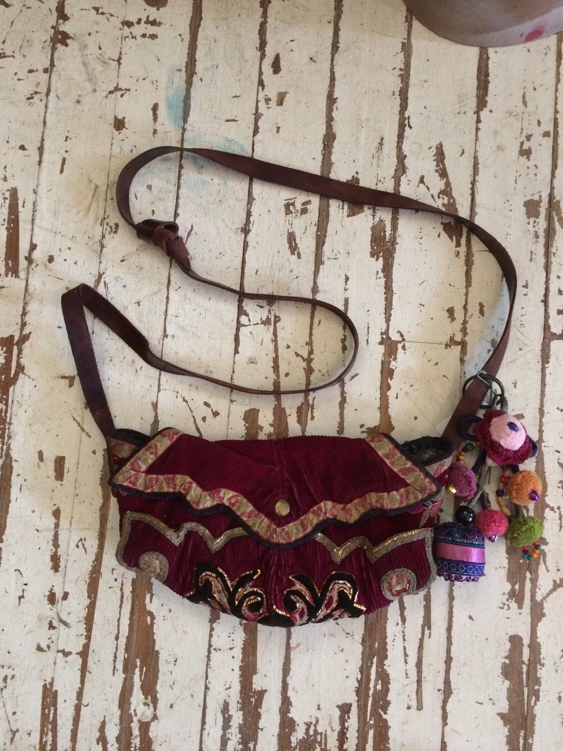 A personal favorite from my Etsy shop https://www.etsy.com/listing/251101181/vintage-hat-purse-with-cute-keychain