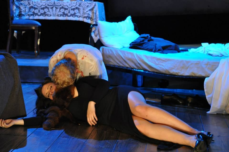 The Kiss Of The Spiderwoman, Directed by Adam Carver — at George Cadbury Hall.