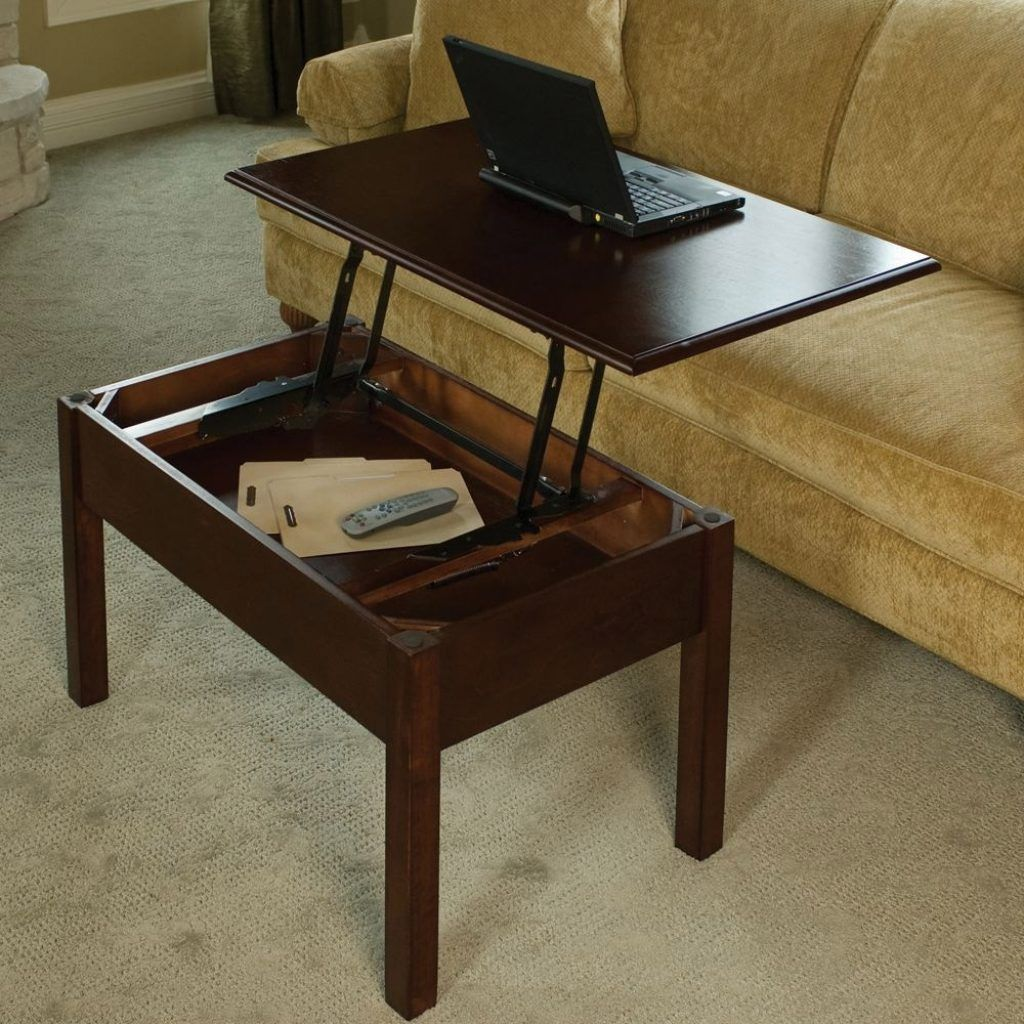 Coffee Table That Raises Up
