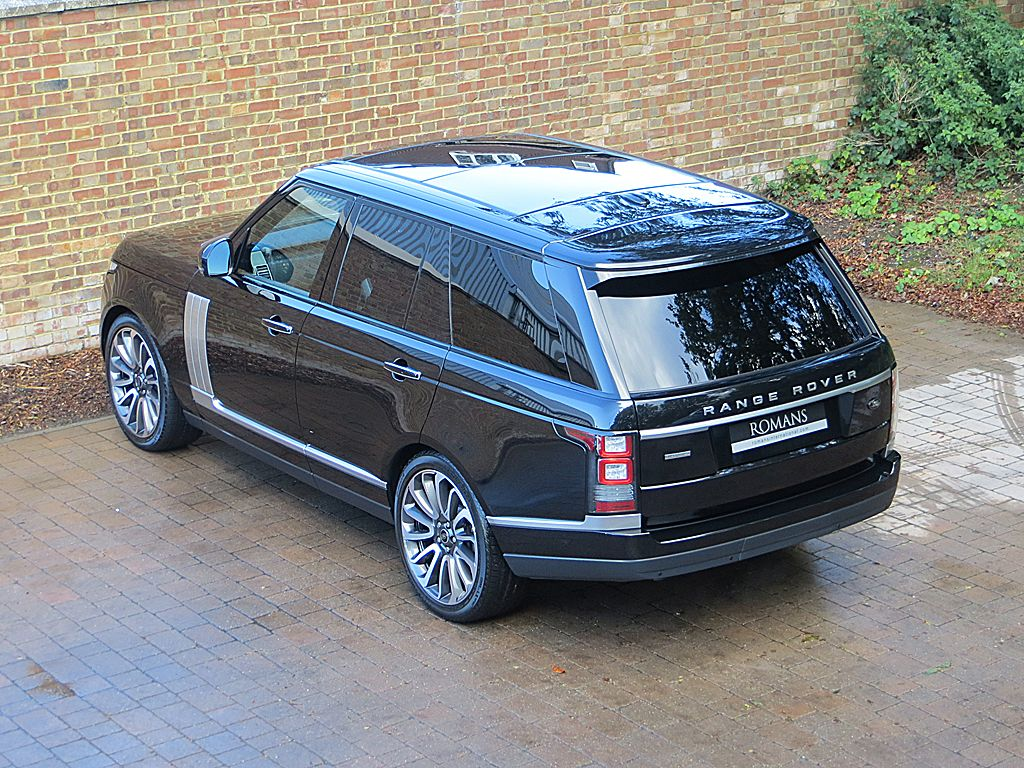 Used Range rover supercharged, Range rover vogue