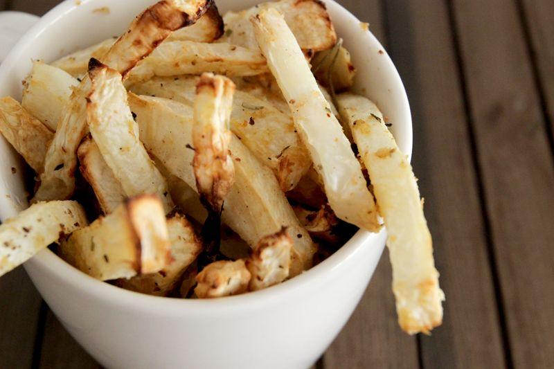 3 recettes de frites healthy