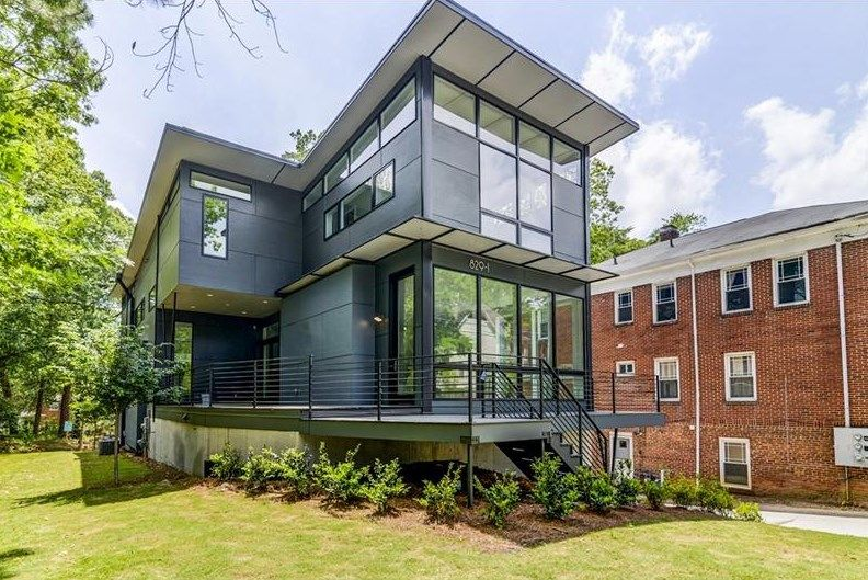 Near Ponce City Market New Contemporary Masterpiece Yearns For 1m City Market Ponce City Market Atlanta Ponce