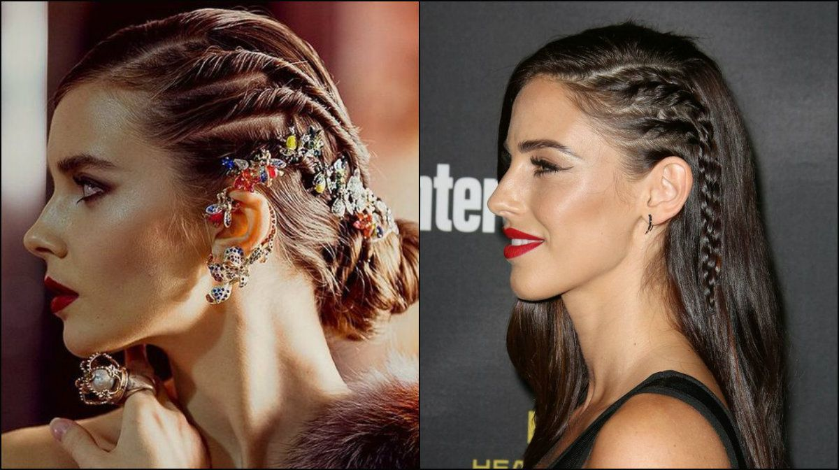 amazing hairstyles for new year 2018! | side braids | hairstyles