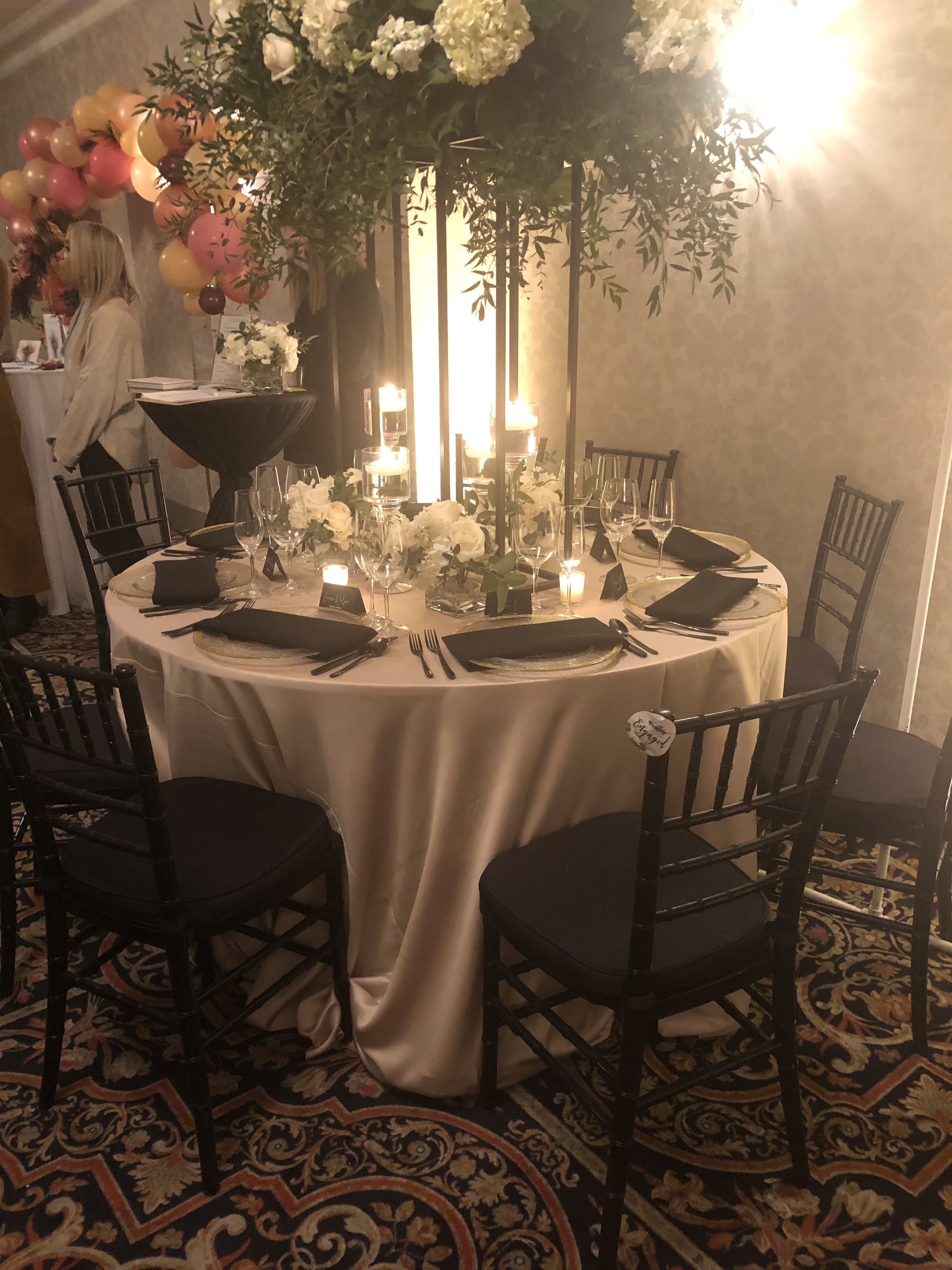Pin On Tablecloth Rentals