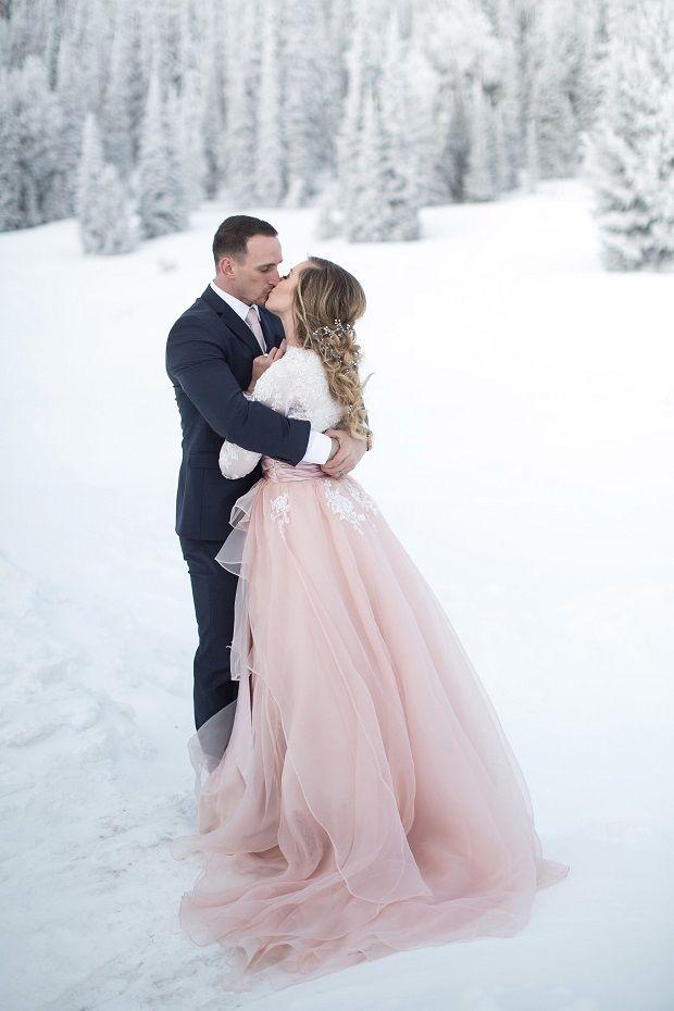 Pretty In: 17 of the Very Best Pink Wedding Dresses | OneFabDay.com Ireland