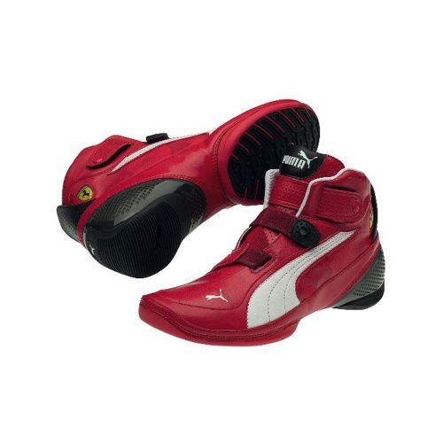 Puma Scuderia Ferrari Furio V Mid shoe  fcf3baeb9a7