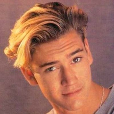 The Idle Man Hairstyle Names 90 S Mens Hairstyles 90s Hair Men