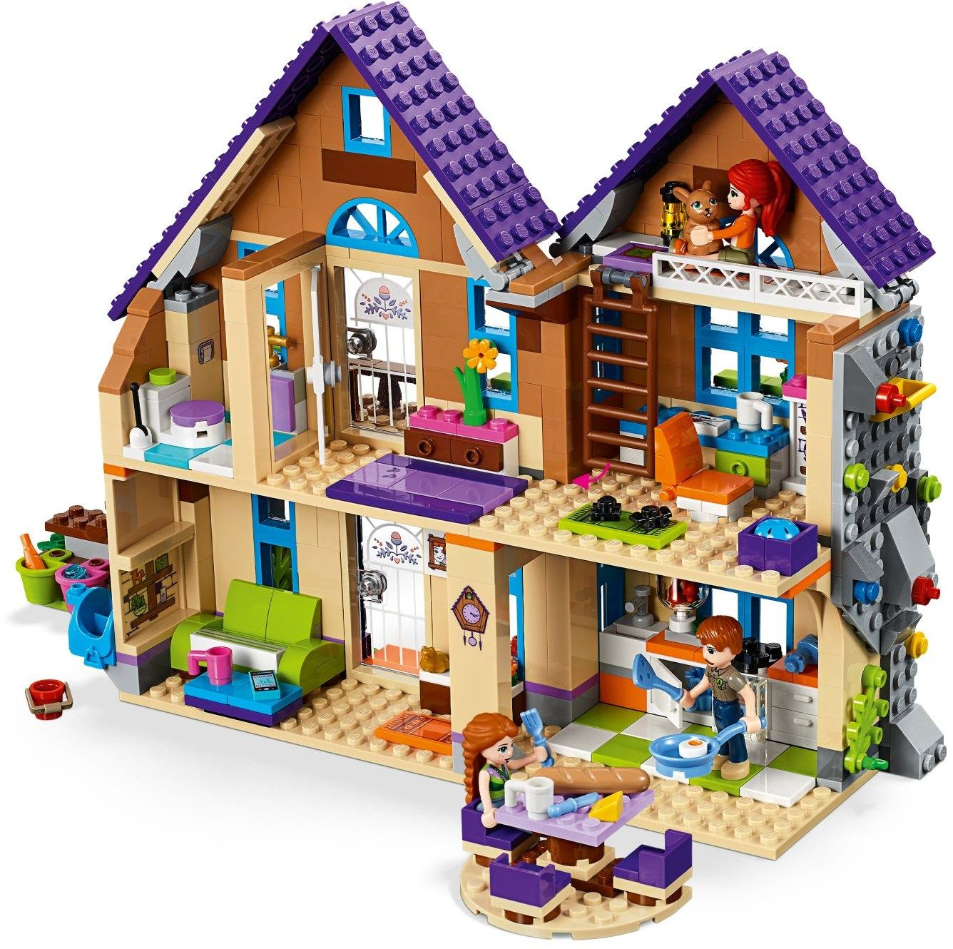 41369 1 Mia S House In 2020 Lego Friends Lego Friends Sets Lego House