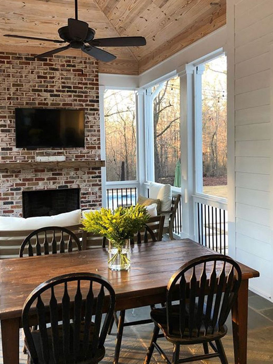Back Porch Additions Best Ideas About Room Additions On House Additions Interior Designs: Home, Sweet Home, House Styles
