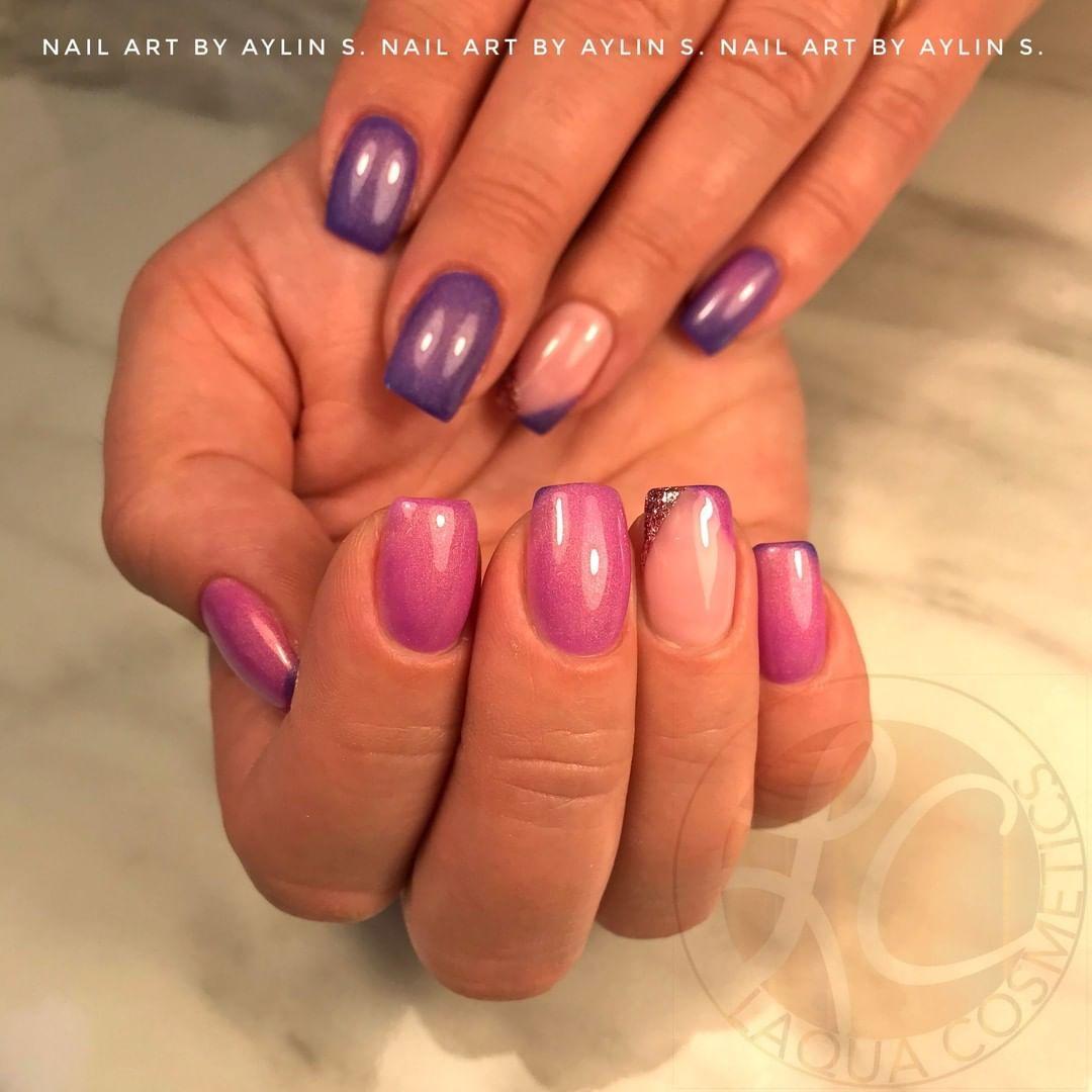 💅🏻💕 Thermo colors by Jolifin Laveni @jolifin_store @prettynailshop24.de——————————————————————————— 💅🏻💕 Top Quality by @laqua_cosmetics…