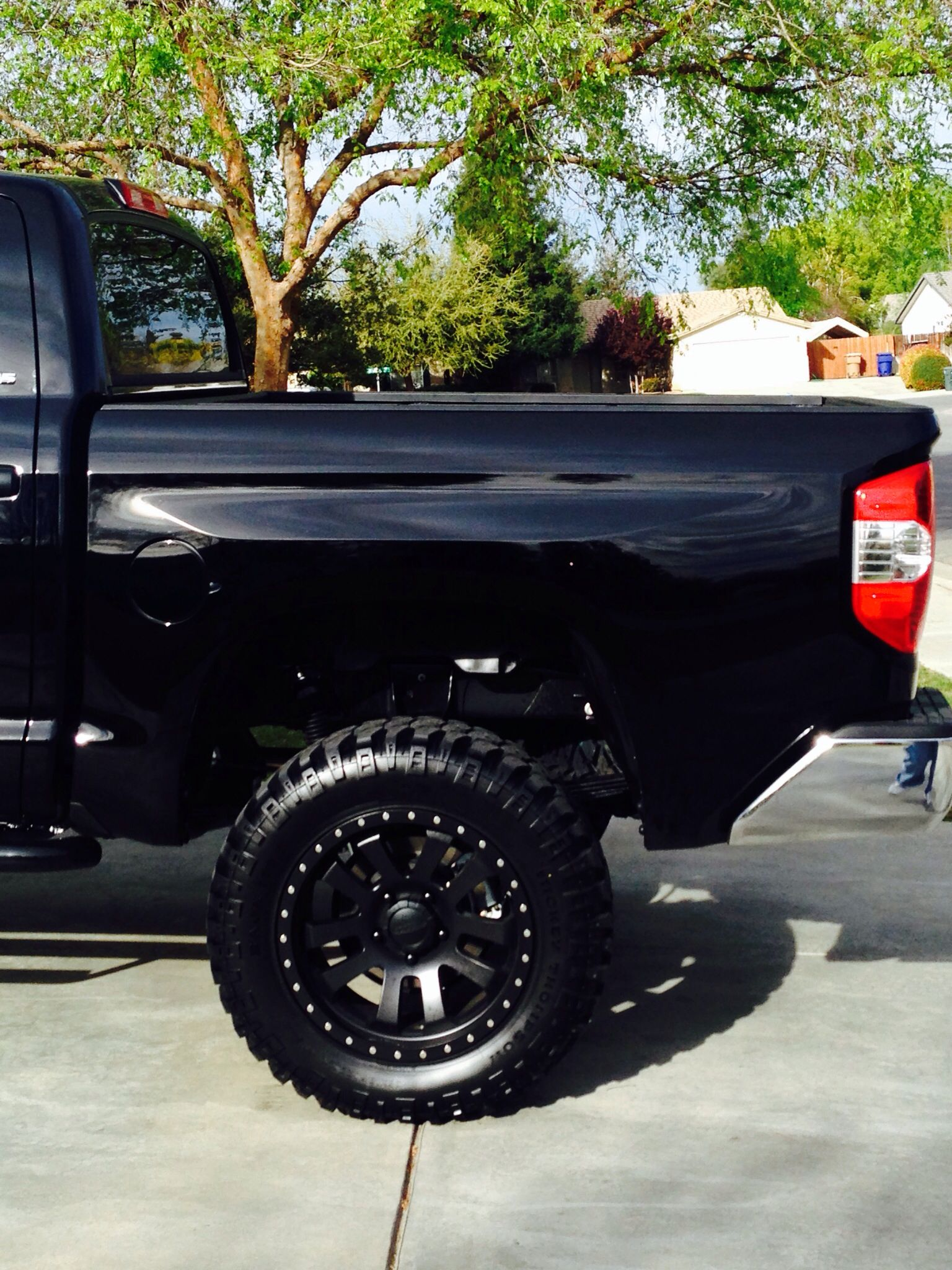 2014 Toyota Tundra Black