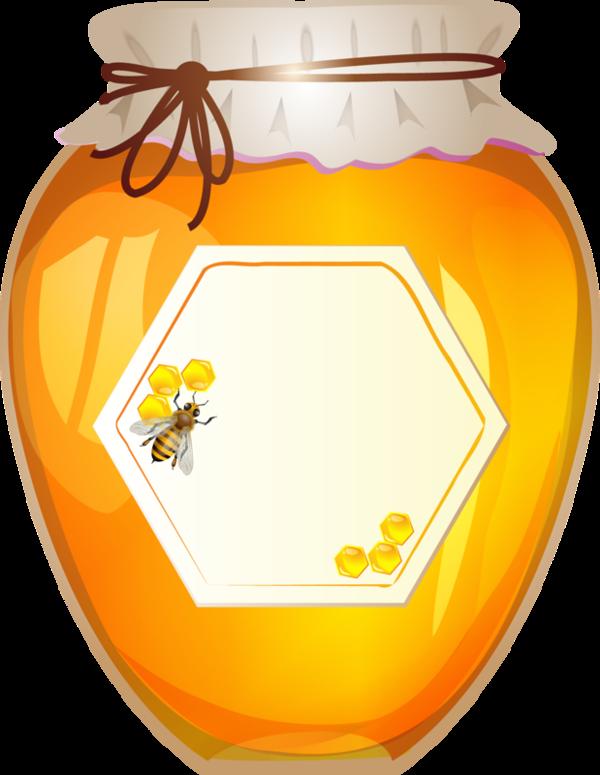 honey jar   clip art kitchen clipart pinterest honey clipart no background honey clip art free