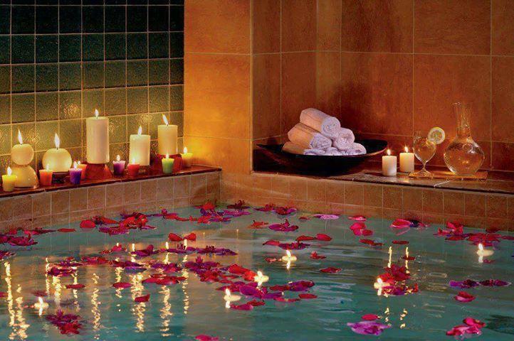 Put Rose Petals In My Bath Romantic Bath Bath Romantic