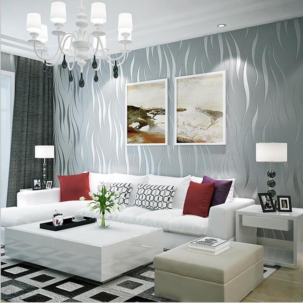 Wallpaper Roll Buy Wallpaper Roll At Best Price In Pakistan Www Daraz Pk Modern Art Decor Wallpaper Walls Decor Striped Wallpaper Living Room