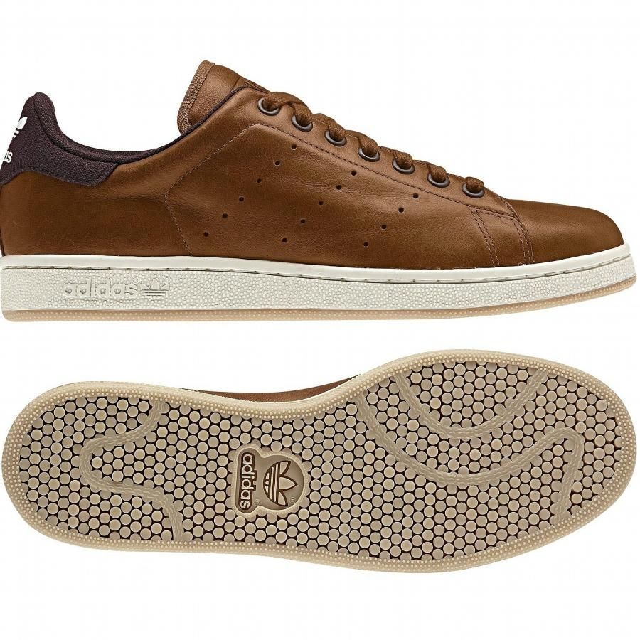 promo code c158f 6a44b Brown sneakers - the brown version of Stan Smith looks modern n classy. Adidas  Stan Smith - brown.