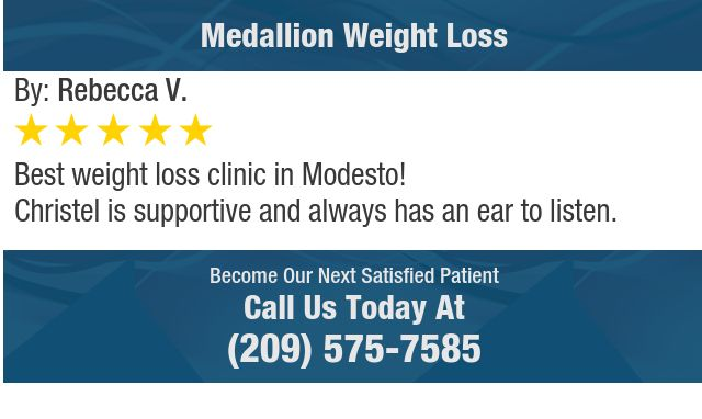 Best Weight Loss Clinic In Modesto Christel Is Supportive And