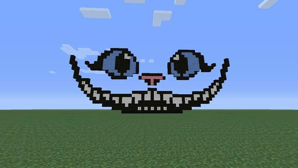 Chesire cat   minecraft ideas   Minecraft mods, Minecraft ...