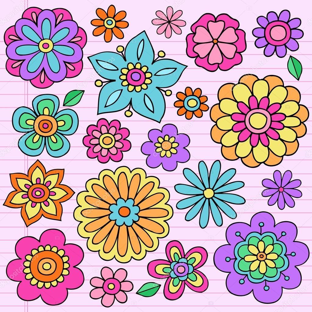 Imagen Relacionada Hazlo Tu Mismo Dibujos De Flores Ideas De