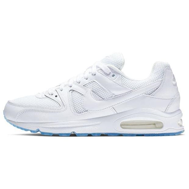Mira Cap Sin cabeza  Triple White - Nike - Air Max Command Mens Trainers | Nike air max command, Nike  air max white, Nike air max