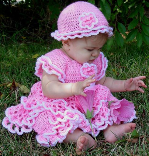 hand-knitted-baby-clothes | Baby pictures | Pinterest | Las nenas ...