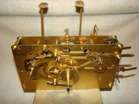 Hermle Repair / Rebuild Service For 1051-030 Clock Movement ...