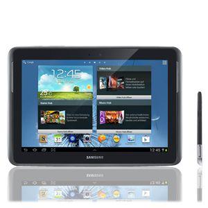 Samsung Galaxy Note N8000 10.1 WiFi - 3G 16GB      25,6cm (10,1 Zoll) großer Touchscreen     Android 4.0 Betriebssystem und 1,4-GHz Quad-Core-Prozessor     5 Megapixel Kamera und 1,9 Megapixel-Frontkamera     Bluetooth 4.0, UMTS, Edge, GPRS, HSPA+ (bis 21Mbit/s)     DLNA, WLAN, GPS     16 GB interner Speicher, erweiterbar auf bis zu 32 GB