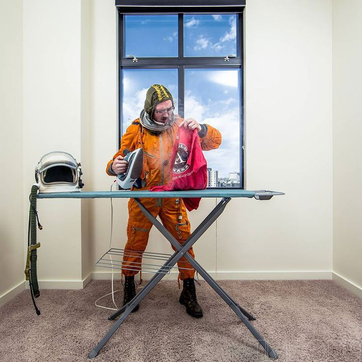 Everyday Astro   Astronaut, Nasa art, Photo series
