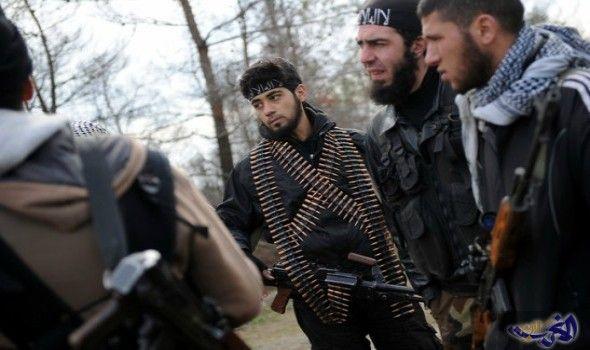"""مقاتلو المعارضة السورية يقتحمون قاعدة للمدفعية في…: اقتحم مقاتلو المعارضة السورية ، قاعدة للمدفعية في مدينة """"حلب"""" شمال سوريا ، اليوم الجمعة…"""