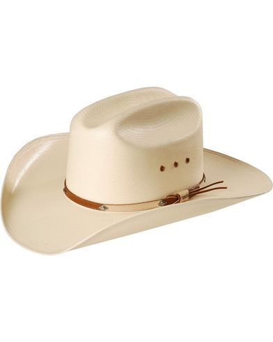 Groom   His Men  Stetson 10X Grant Straw Cowboy Hat  bbaf4cd96148