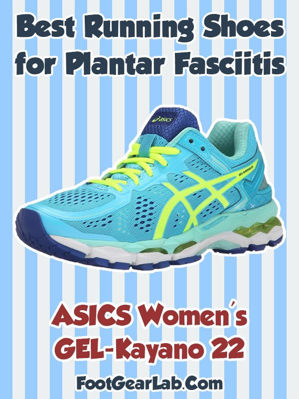 asics running plantar fasciitis