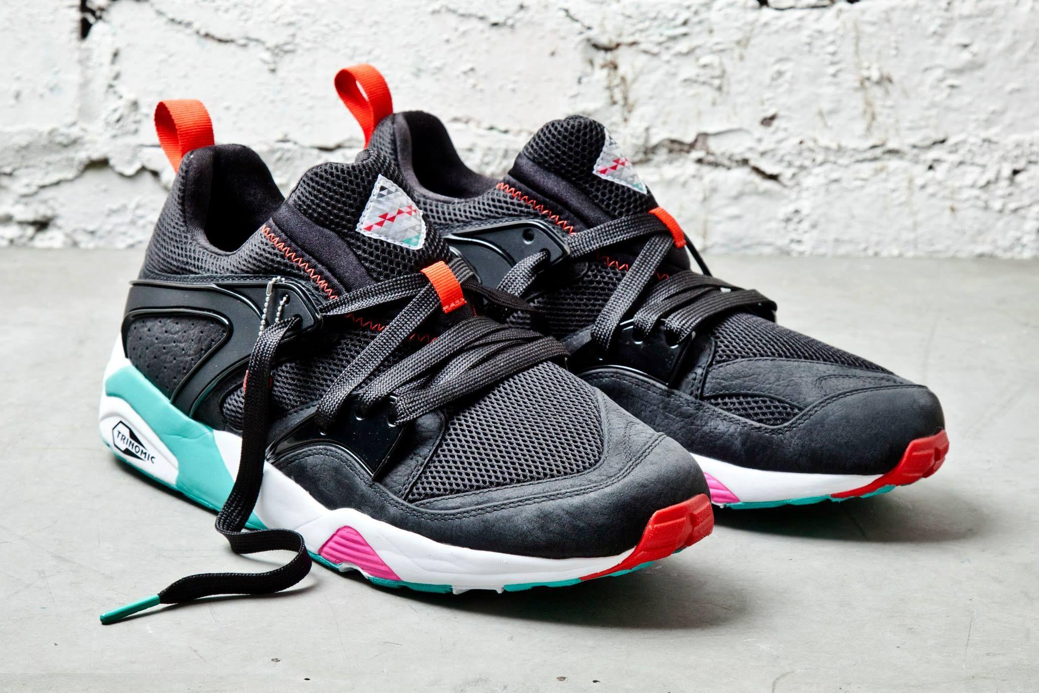 28e2eb309b Sneaker Freaker x Puma Blaze Of Glory