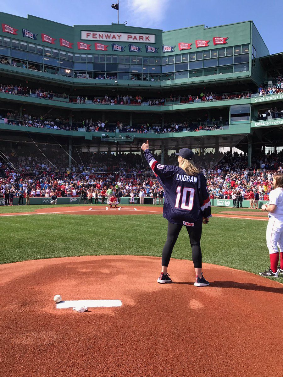 1st Pitch Patriots Day Red Sox Baseball Red Sox Baby Boston Red Sox