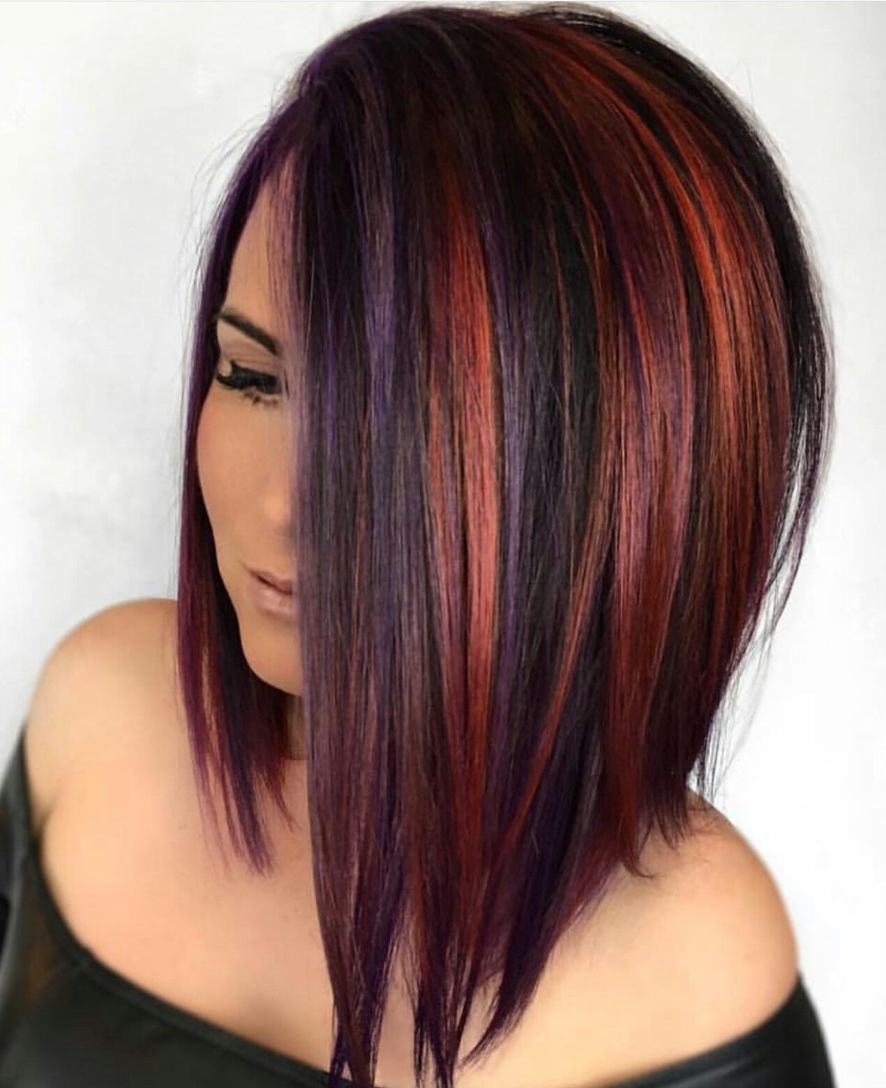 Pin by pamela simmons on hairstyles pinterest hair coloring