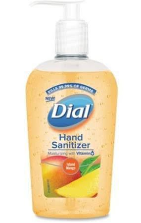 Dial Professional Antibacterial Gel Hand Sanitizer With