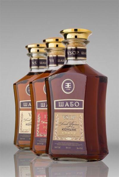 Ukrainian Cognac Shabo  9b894eb11e6