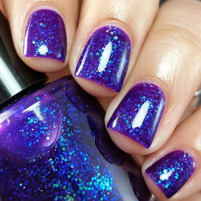 Illyrian Polish - Fuck (I absolutely love the name ) @mslochness
