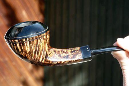 Poul Winsløw new Black Top pipes