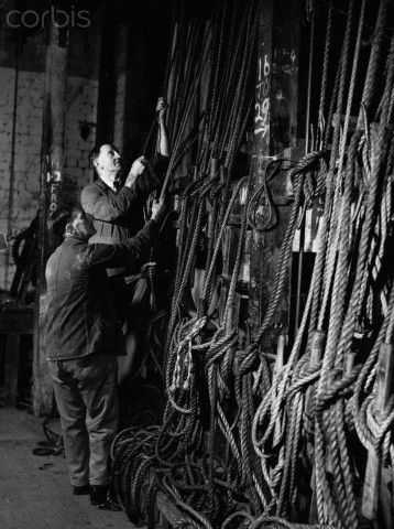 1940s stagehand google search riggers and stagehands sound