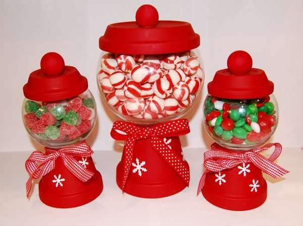 Easy Christmas Crafts To Make Cf Cs Pinterest Craft