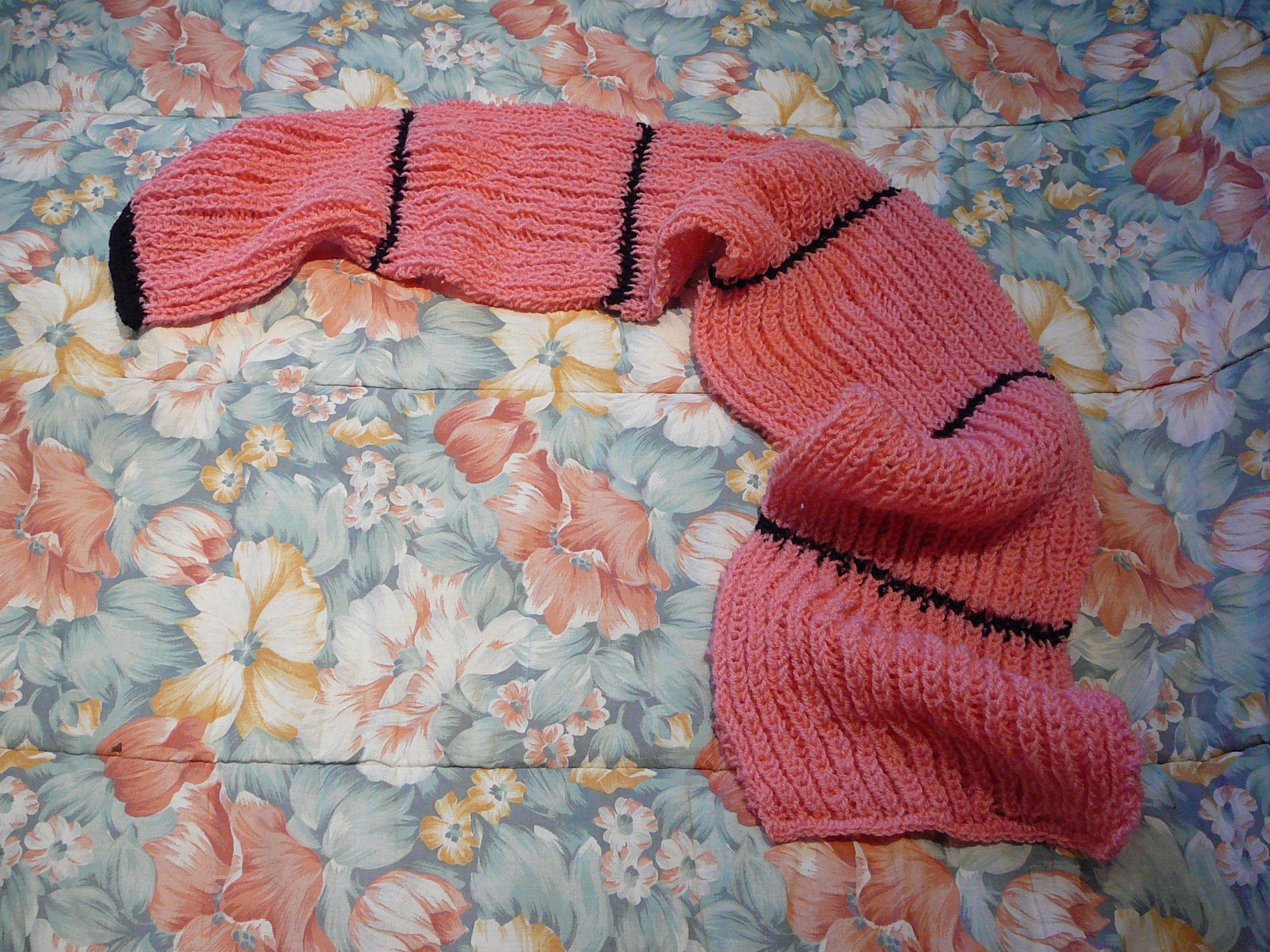 ECHARPE rose cote anglaise   Tricot et crochet, Crochet, Tricot