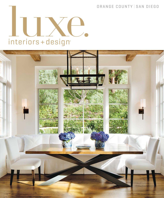 Interior decorator orange county - Orange County San Diego November December 2015 Interior Design And Interior Architecture