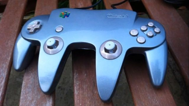 N64 Controller Hack | Game Stuff: DiY Hardware | Nintendo 64