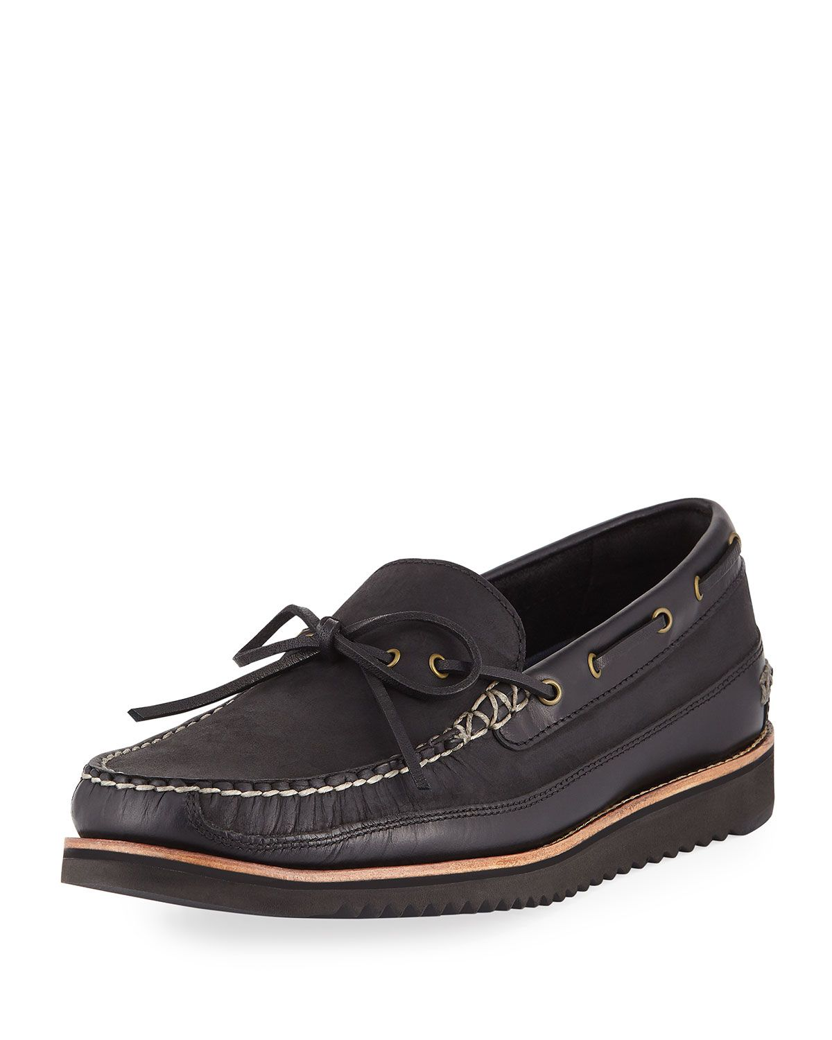 c5467035ad1 COLE HAAN MEN S PINCH RUGGED CAMP BOAT SHOES.  colehaan  shoes ...
