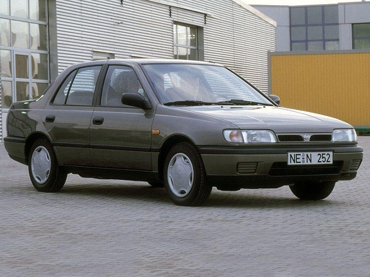 Nissan Sunny 1990 1995 Nissan Sunny Nissan Nissan Infiniti