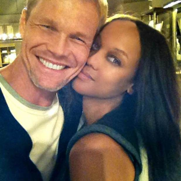 Tyra banks interracial relationships