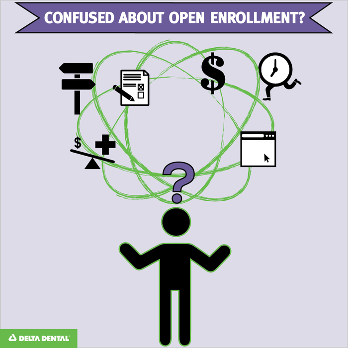 Confused about Open Enrollment? Visit our blog to find