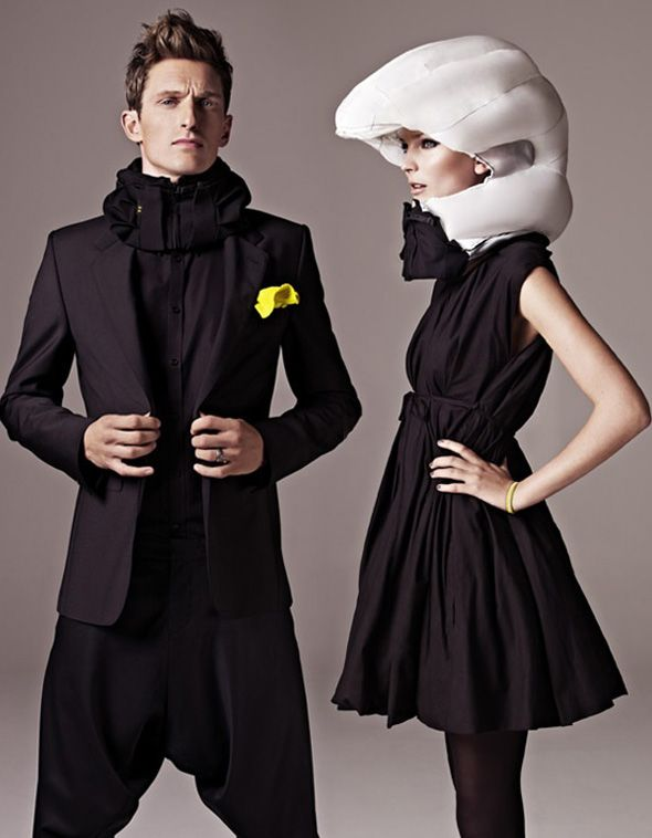 0b62726c974 Hövding the invisible and safe airbag bike helmet for her and for ...