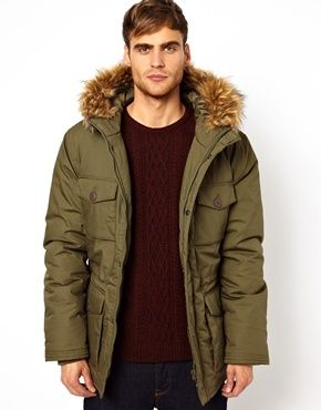 Selected Hooded Parka Jacket | Parka jackets, Parkas and Jackets