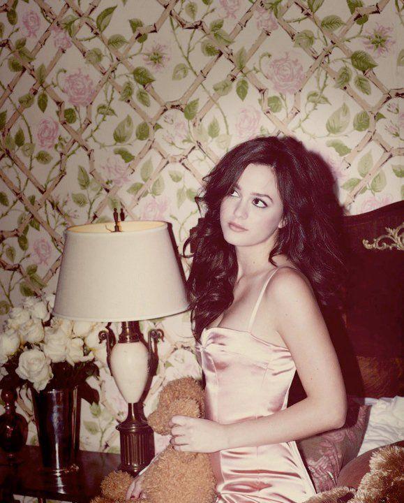 Leighton Meester. Triple Threat. Singer&Actress&Model